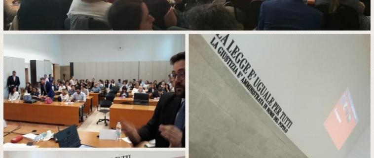 140 Avvocati dell'Unione Nazionale delle Camere EUROPEE e il TEAM GDPR della #FACTORY per argomentare sul tema GDPR